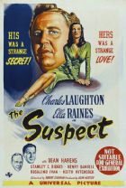 The Suspect 1944 DVD - Charles Laughton / Ella Raines